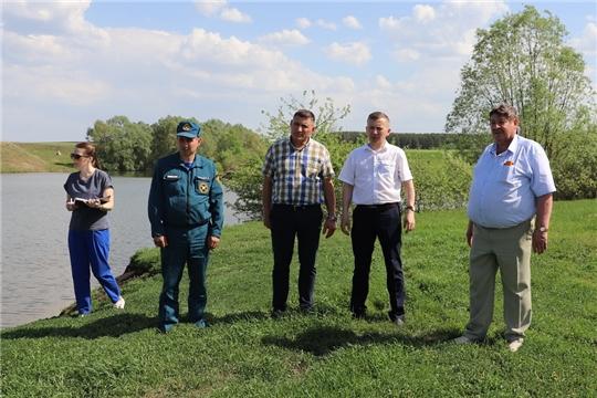 В центре внимания - водоемы и гидротехнические сооружения