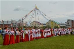 Традиционный праздник «Акатуй – 2021»