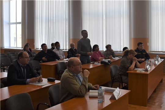 Совещание по вопросам оказания бесплатной юридической помощи с участием ГК по делам юстиции
