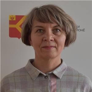 Павлова Елена Леонтьевна