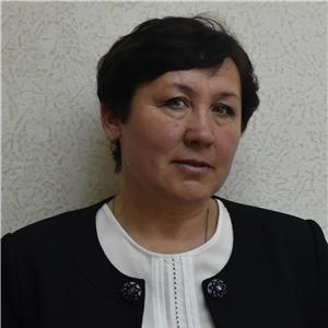 Арсентьева Надежда Ильинична