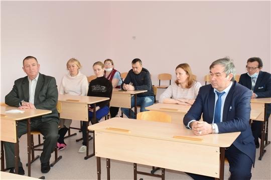Новое здание Красночетайской детской школы искусств станет центром творческой деятельности для всех юных жителей нашего района.