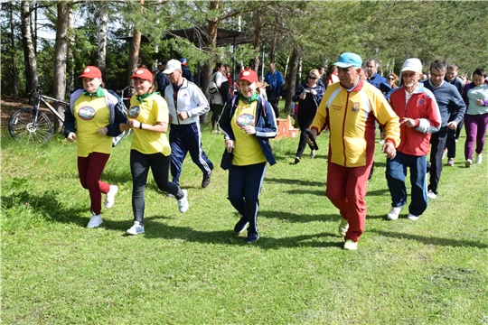 """Cтарты здоровья по легкой атлетике в честь федерального благотворительного забега """"Зеленый марафон"""""""