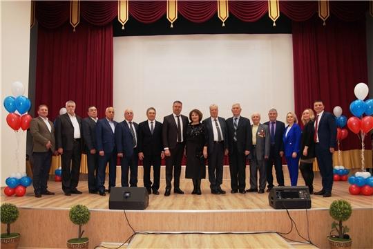 В Ленинском районе состоялось празднование Дня работников бытового обслуживания населения и жилищно-коммунального хозяйства