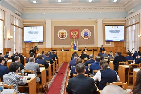 Отчет об итогах социально-экономического развития города Чебоксары за 2020 год