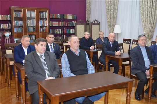 Совет предпринимателей будет создан в Мариинско-Посадском районе