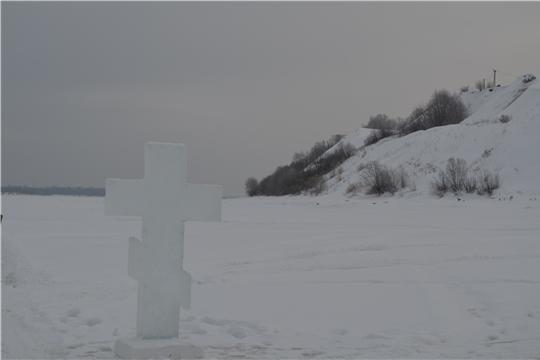 В Мариинско-Посадском районе проходит один из главных христианских праздников – Крещение Господне