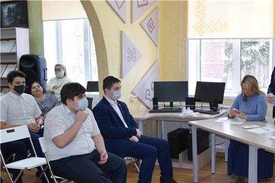 Будущие избиратели совершили интерактивное путешествие и ответили на вопросы «ПроВыборы».