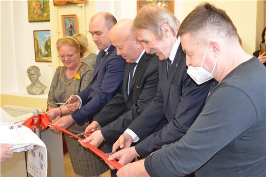 Состоялось торжественное открытие Художественной галереи имени Ю. А. Зайцева после реставрации