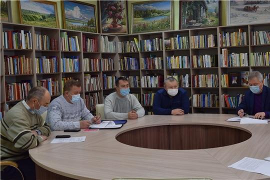 Состоялось очередное заседание Общественного совета Мариинско-Посадского района