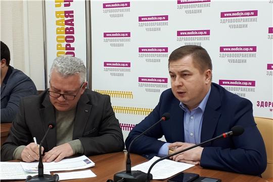 Министр Владимир Степанов провел оперативное совещание с главврачами