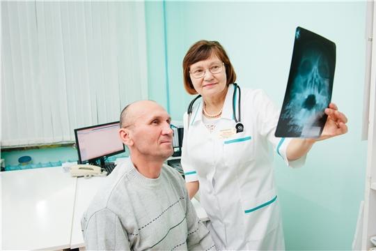 Благодаря диспансеризации более половины злокачественных новообразований выявляется на ранней стадии