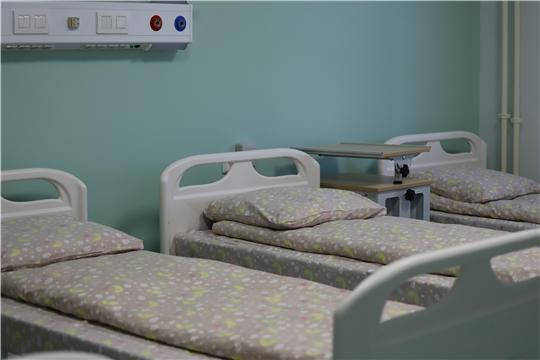 Коечный фонд «ковидных» госпиталей освобождается