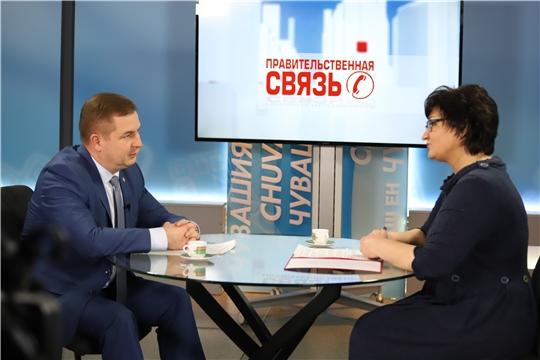 Министр здравоохранения Чувашии Владимир Степанов в эфире Национального ТВ расскажет о ситуации с коронавирусом