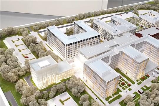 В Чувашии в 2022 году начнется строительство крупного медицинского комплекса