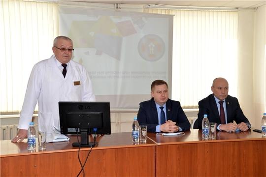 В 2021 году в Батыревском районе будет построено 5 модульных фельдшерско-акушерских пунктов