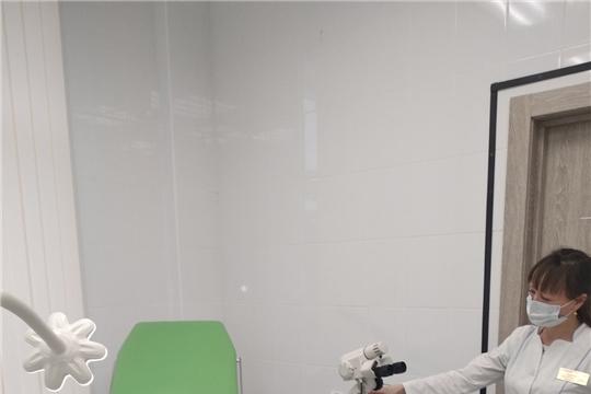 Центральная городская больница получила новые эндоскопическое оборудование