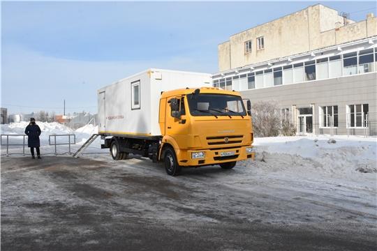 """Министр здравоохранения Чувашии посетил Научно-производственный комплекс """"Элара"""""""