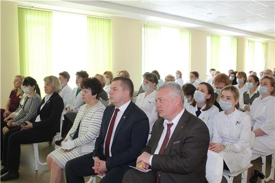 Новочебоксарский медицинский центр подвел итоги работы за 2020 год
