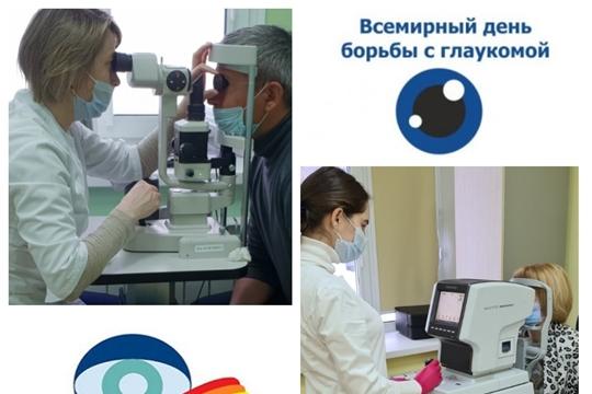 6 марта во всем мире отмечается «Всемирный день борьбы с глаукомой».