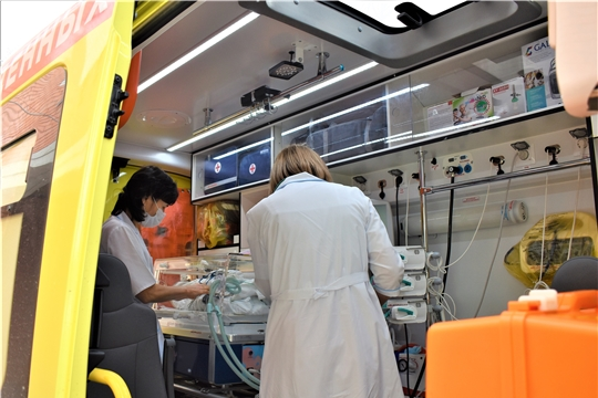 Президентский перинатальный центр наладил межрегиональное взаимодействие ради спасения новорожденных с различными патологиями