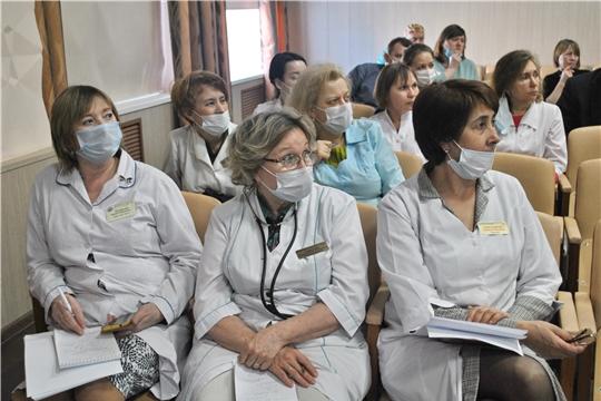 Педиатры Чувашии подвели итоги 2020 года