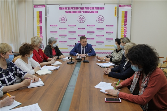 Эксперты НМИЦ эндокринологии Минздрава России высоко оценили работу специалистов Чувашии