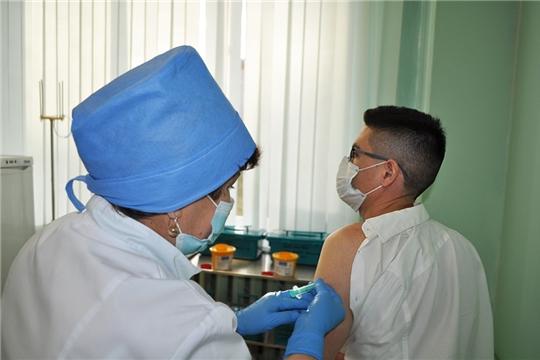 В республику поступило 5 400 доз вакцины «Спутник V»