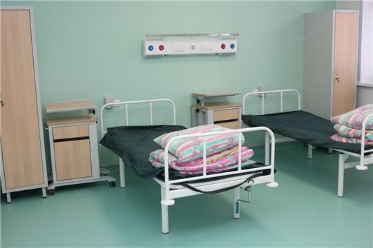 Еще в трех больницах Чувашии койко-места выводят из ковидной зоны