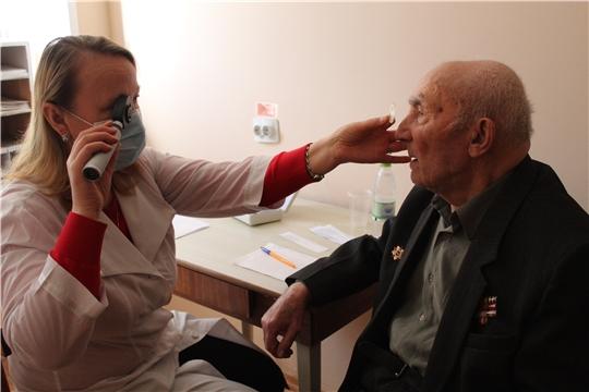 Выезды специалистов Госпиталя в районы республики продолжаются