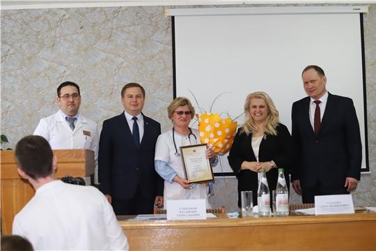 Министр здравоохранения Чувашии Владимир Степанов посетил Шумерлинский район