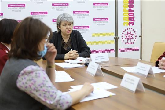 В Минздраве Чувашии состоялось заседание санитарно-противоэпидемической  комиссии