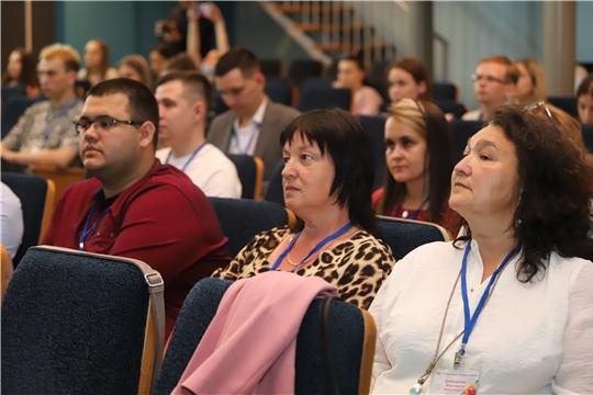 VII Республиканский Форум трудовой молодежи медицинских организаций Чувашии собрал около 100 делегатов