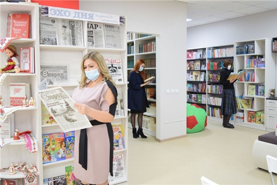 Библиотеки республики пополнятся изданиями на чувашском языке