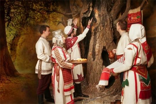 Готовится к изданию юбилейный календарь Чувашского национального музея