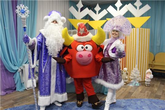 В Чувашском театре кукол завершились новогодние представления