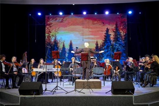 Симфоническая капелла собрала ценителей классической музыки в рамках акции «На классику всей семьей»