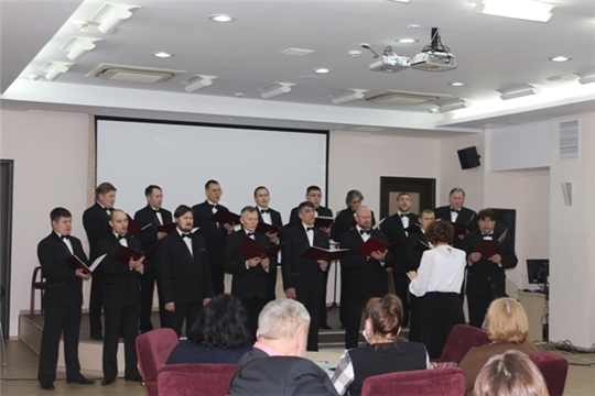 «Музыка лечит» - новый проект Чувашской симфонической капеллы
