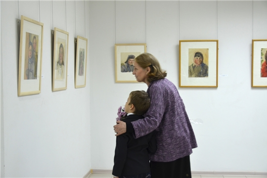 Состоялся вечер памяти, посвященный 100-летию со дня рождения живописца Азария Соловьева