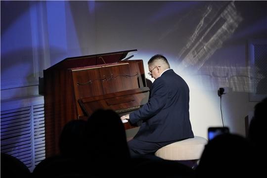 60-летний юбилей отмечает чувашский композитор Андрей Галкин