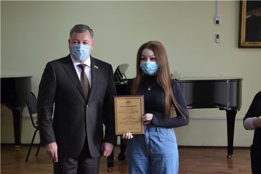 День Российского студенчества в Чебоксарском музыкальном училище