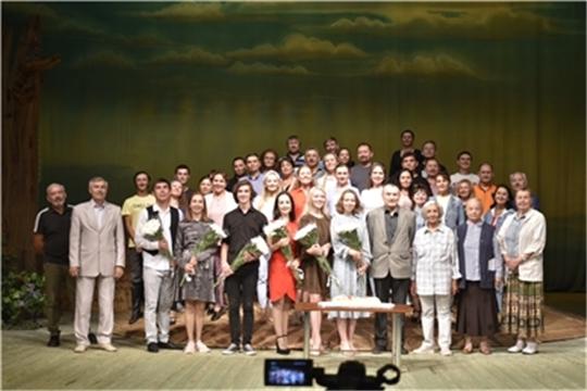 Чувашскому драматическому театру имени К. В. Иванова 103 года