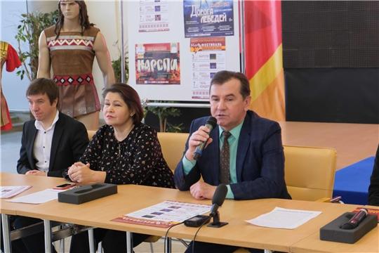 3 февраля стартует Фестиваль чувашской музыки