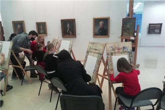 4500 чебоксарцев и гостей столицы посетили учреждения культуры в рамках акции «День открытых дверей»