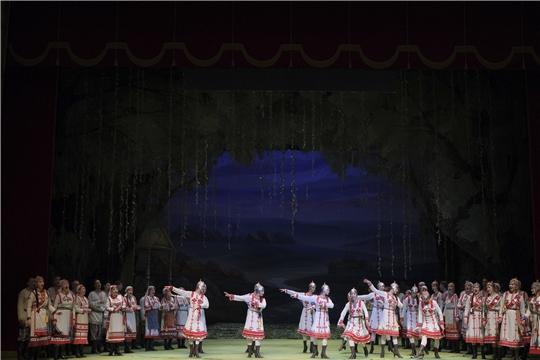Опера «Нарспи» открыла Фестиваль чувашской музыки