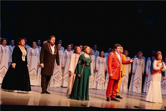 В театре оперы и балета завершился Фестиваль чувашской музыки