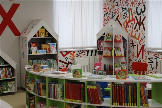 Библиотека будущего находится в Торханах