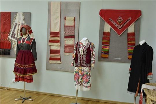 Открылась выставка «Наследие древнего народа» («Авалхи йăхсен еткерĕ»)