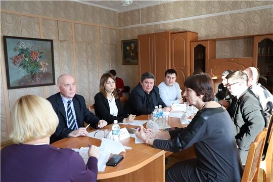Министр культуры Светлана Каликова встретилась с кинематографистами Чувашии