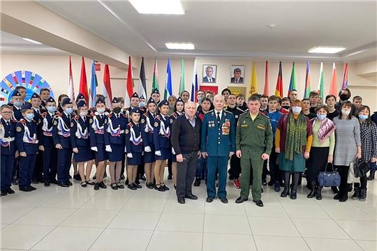 Патриотическая конференция посвящена памяти строителей Сурского оборонительного рубежа